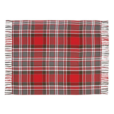 VHC Brands Anderson Woven Throw