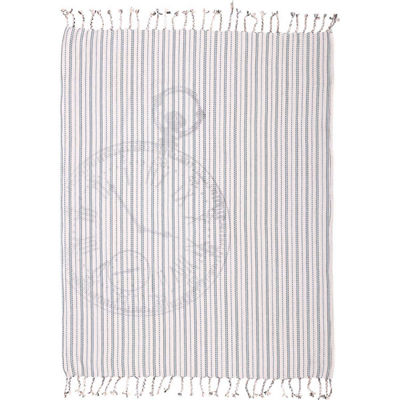 VHC Brands Ashmont Woven Throw