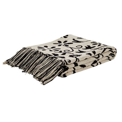 VHC Brands Cordova Jacquard Throw