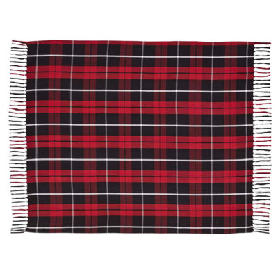 VHC Brands Garrett Woven Throw