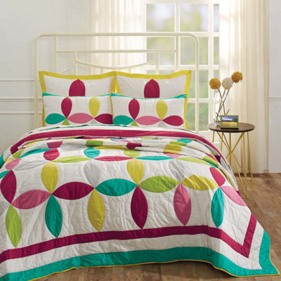 VHC Brands Everly Quilt Set