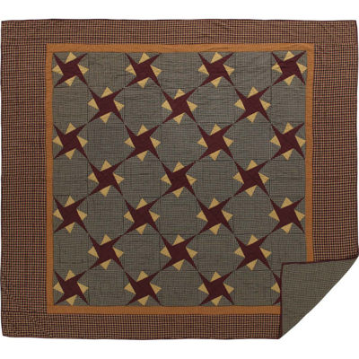 VHC Brands Folkways Quilt Set
