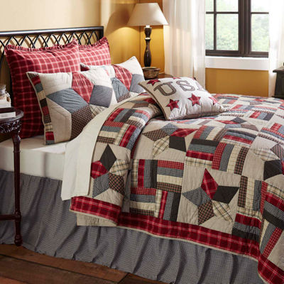 VHC Brands Glory Quilt Set