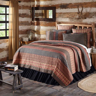 VHC Brands Beckham Quilt & Accessories