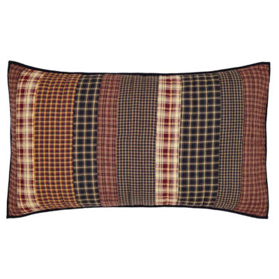 Ashton And Willow Bannack Reversible Pillow Sham