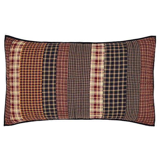 Ashton And Willow Bannack Reversible Pillow Sham
