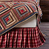 Ashton And Willow Harvey Cabin Bed Skirt