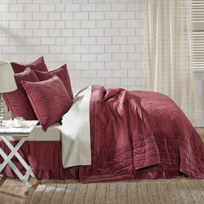 VHC Brands Eleanor Quilt & Accessories