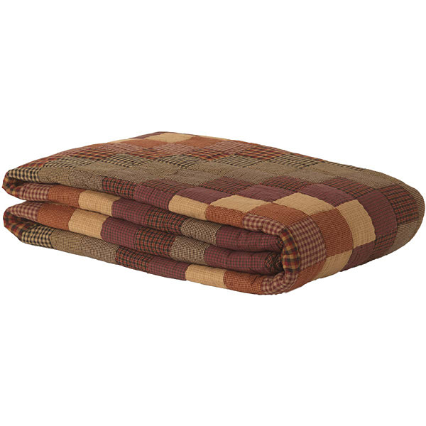 VHC Brands Heritage Farms Quilt & Accessories