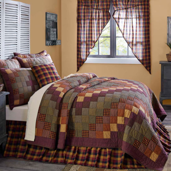 Ashton & Willow Settlement Quilt & Accessories