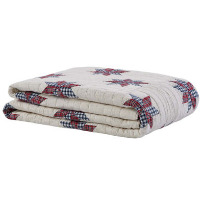 VHC Brands Lincoln Quilt & Accessories