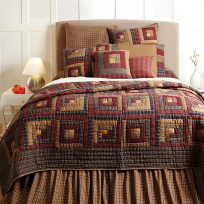 VHC Brands Clamont Quilt & Accessories