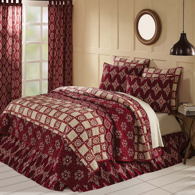 VHC Brands Paloma Quilt & Accessories