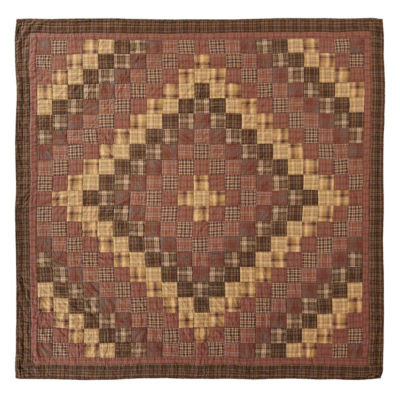 Ashton And Willow Plainfield Reversible Quilt