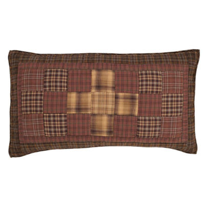 Ashton And Willow Plainfield Reversible Pillow Sham