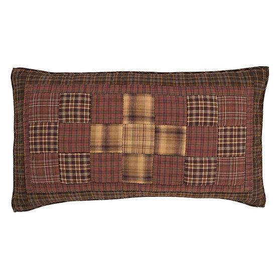 Ashton And Willow Plainfield Reversible Pillow Sham