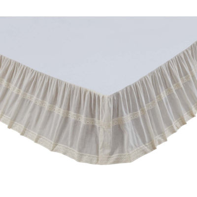 VHC Brands Quinn Bed Skirt