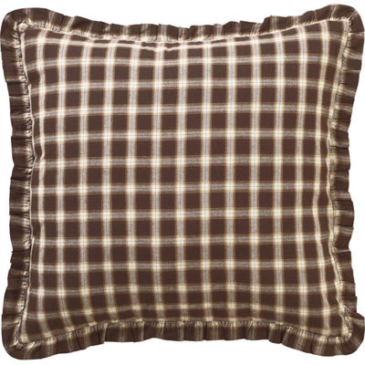 VHC Brands Sheridan Rustic Brown Quilt & Accessories