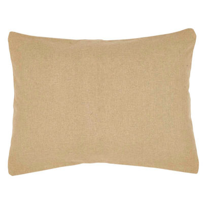 VHC Brands Burlap Natural Bedding Accessories