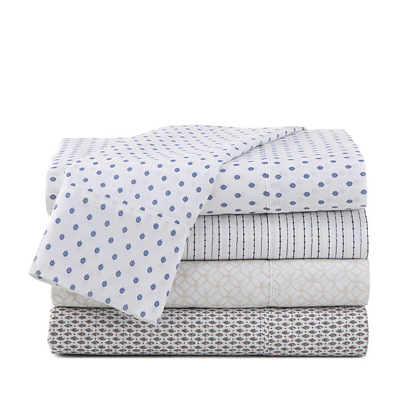 Under The Canopy Fiori 300tc Sheet Set