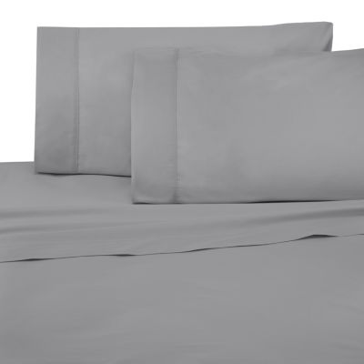 Under The Canopy Brushed Organic Cotton 300tc Sheet Set and Pillowcases