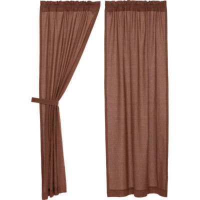 VHC Brands Bancroft Lined Window Treatments