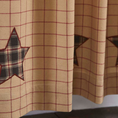 VHC Brands Bingham Star Window Treatments