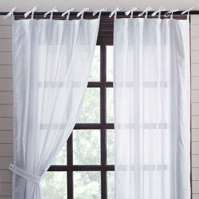 VHC Brands Nora Window Treatments