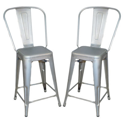 Aryan Set of 2 Counter Stools