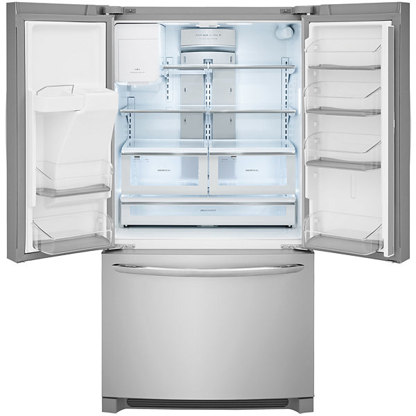 Frigidaire Gallery ENERGY STAR® 22.4 Cu. Ft. Counter-Depth French Door Refrigerator
