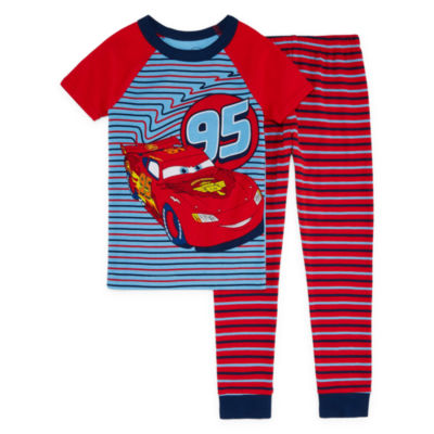 Disney 2-pc. Cars Pajama Set Boys