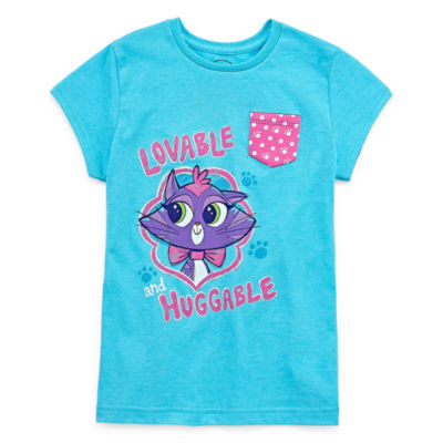 Disney Puppy Dog Pals Graphic T-Shirt-Big Kid