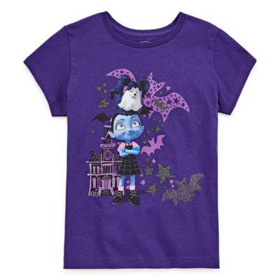 Disney Vampirina Graphic T-Shirt-Big Kid