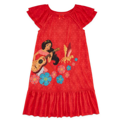 Disney Short Sleeve Elena of Avalor Nightshirt-Toddler Girls