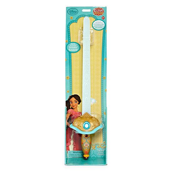 Disney Collection Elena Of Avalor Sword Playset