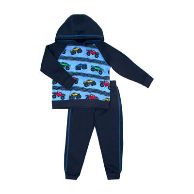 Nanette Baby 2-pc. Pant Set Toddler Boys