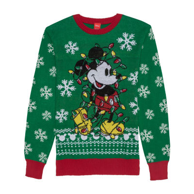 Ugly Christmas Mickey Mouse Sweater