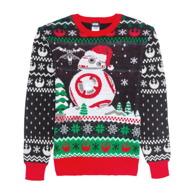 Ugly Christmas Star Wars Sweater With Sound