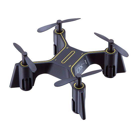 Sharper Image Rechargeable 2.4GHz DX-1 Micro Drone