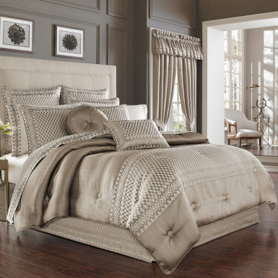 Five Queens Court Beaumont 4-pc. Comforter Set