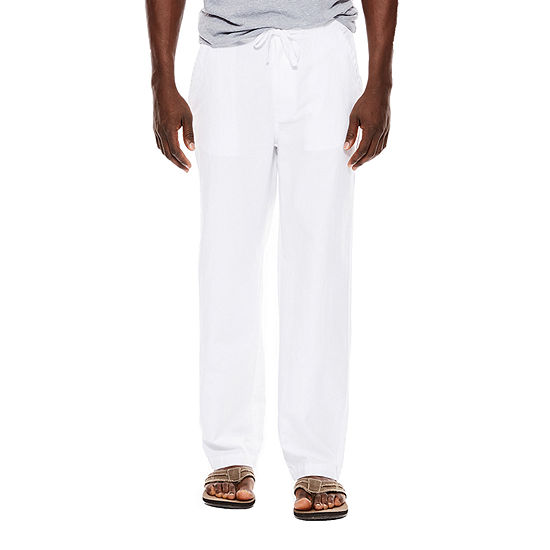 St. John's Bay Mens Classic Fit Drawstring Pants