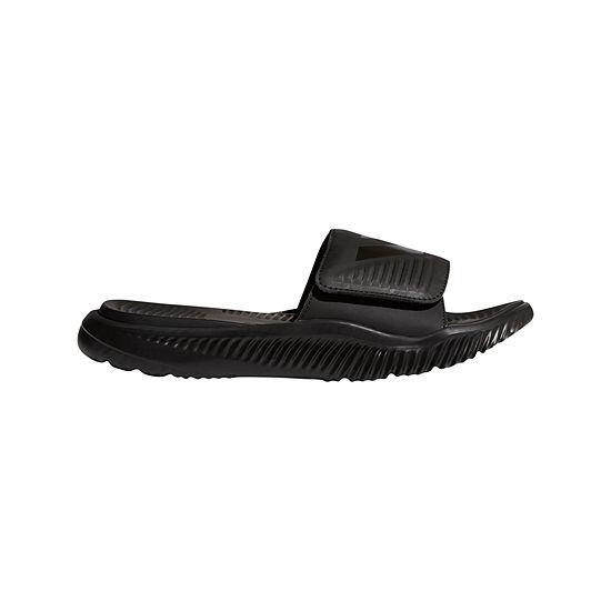 adidas Mens Adidas Alphabounce Slide Slide Sandals