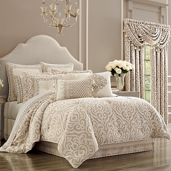 Queen Street Madrid 4-pc. Comforter Set