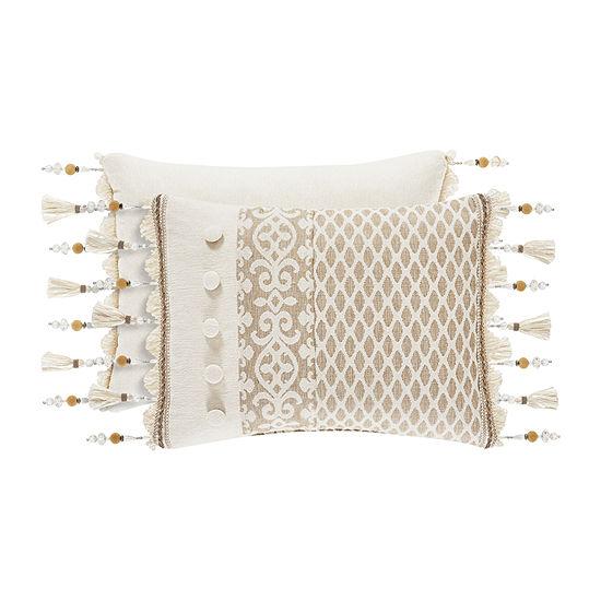 Queen Street Madrid Rectangular Throw Pillow