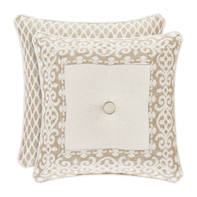 Queen Street Madrid Square Throw Pillow