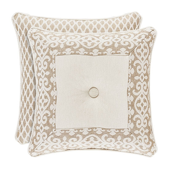 Queen Street Madrid 18x18 Square Throw Pillow