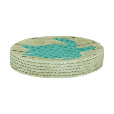 Bacova Guild Coastal Patch Soap Dish