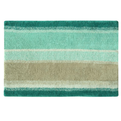 Bacova Guild Coastal Patch Bath Rug