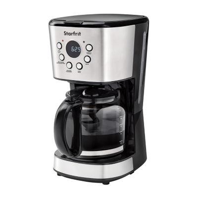 Starfrit 12-Cup Coffee Maker Machine