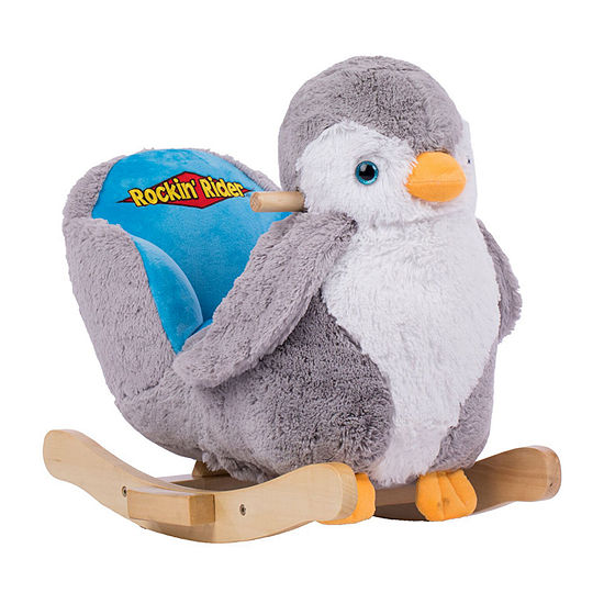 Rockin' Rider Percy The Penguin Baby Rocker